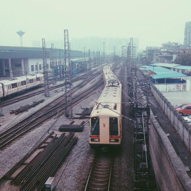 廣州地鐵西朗站