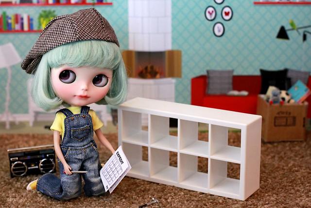IKEA girl ~