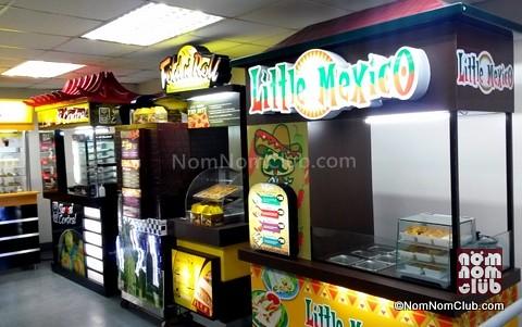 Stallmart Food Carts