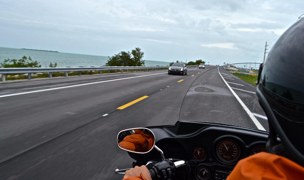 Motorcycle Safety Tips - Harley Davidson Road trip
