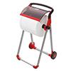 SCA 652008 Tork Wiper Floor Stand Dispenser Red/Black