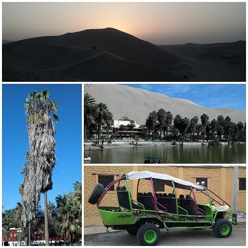 와카치나의 사막과 오아시스, 버기카