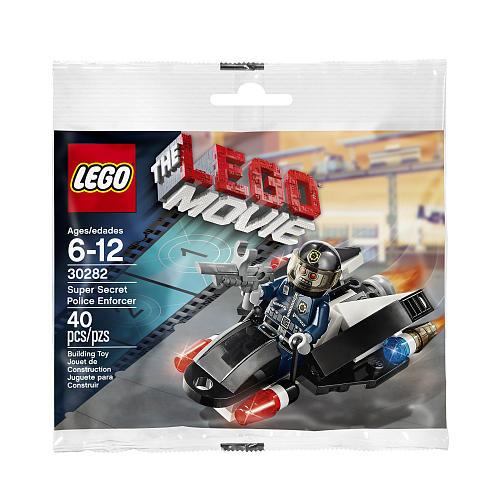 The LEGO Movie 30282