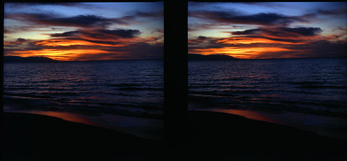 travel sunset beach mediumformat mexico kodak stereo epson puertovallarta sputnik ektachrome e6 e100gx filmphotography sekonic v750 l778 jalesco