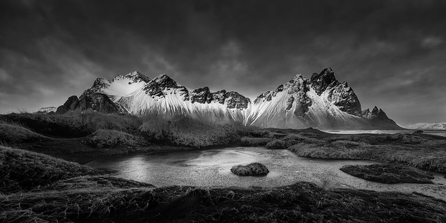 Winter Vestrahorn II