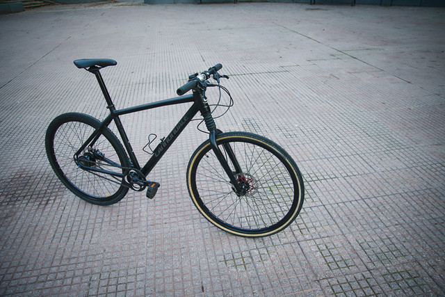 Ciclocross Cannondale Bad Boy