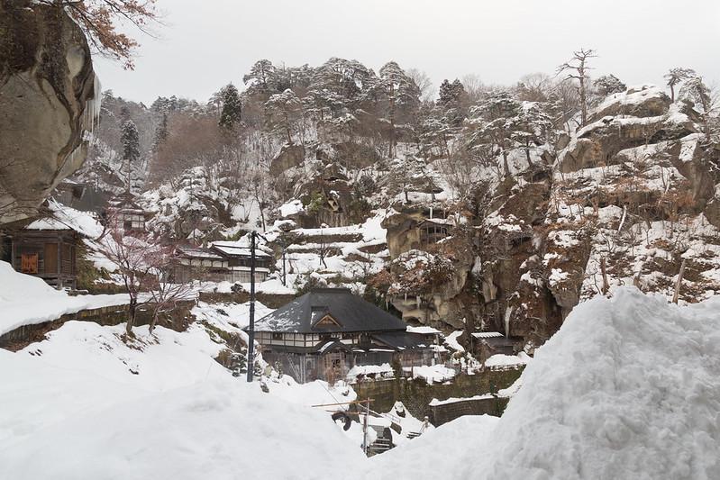 Yama-dera Temple Complex