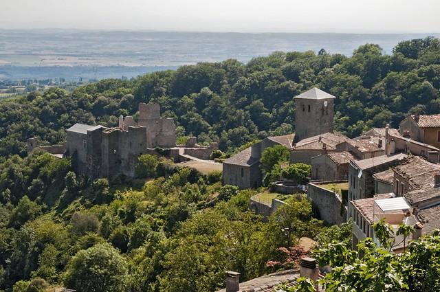 Saissac Le Chateau.