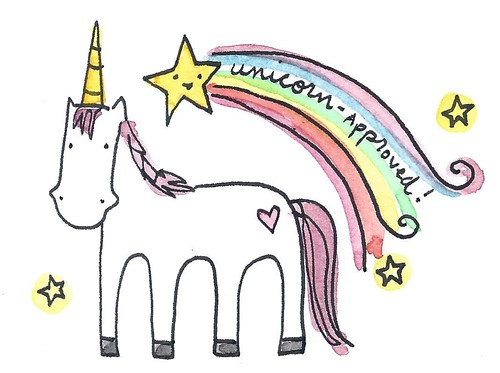 Unicorn approved!
