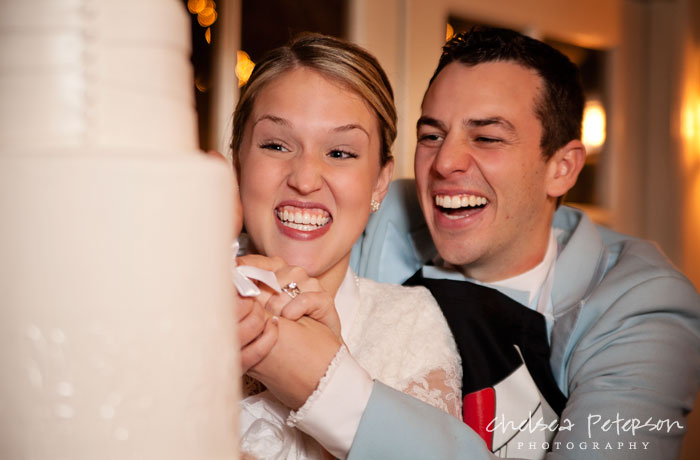 silver-leaf-fondant-cutting-wedding-cakes