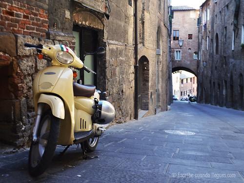 De paseo por Siena