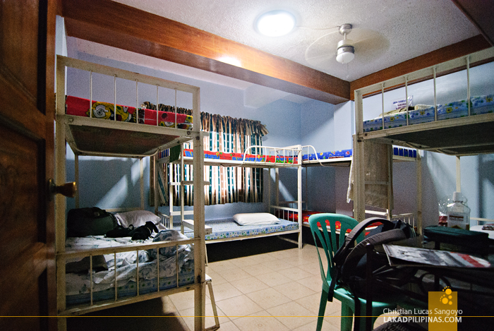 Dorm Room at Kalibo's La Esperanza Hotel