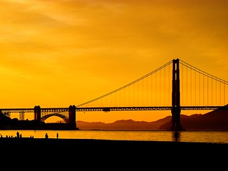A Golden Golden Gate