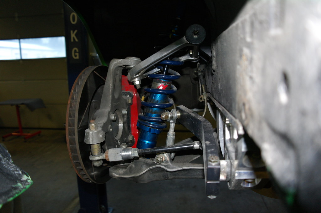 XV level II front suspension  Who is using it? - Moparts Forums
