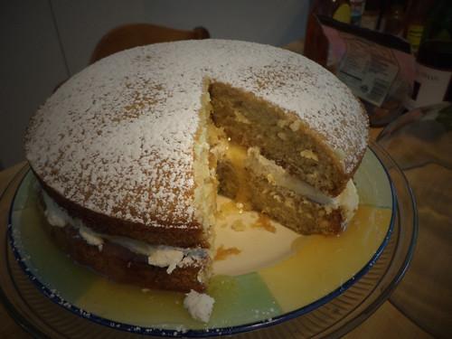 Sponge Cake Recipe Lemon Curd: The Vegan Mouse: Victoria Sponge With Lemon Curd
