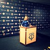 Doing a press conference... I'm kind of a big deal by jessie_higgins