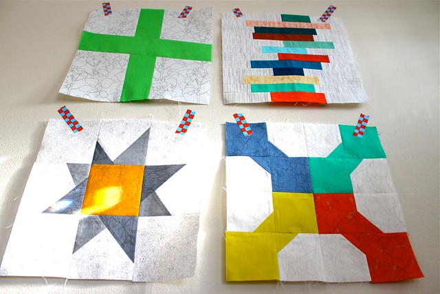 LIMOD Quilt Blocks
