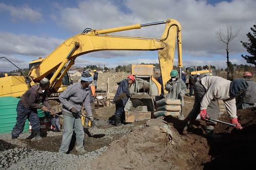 Maseru Maqalika Water Intake System