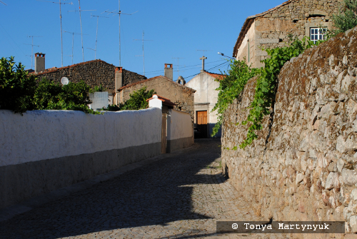 26 - провинция Португалии - маленькие города, посёлки, деревушки округа Каштелу Бранку