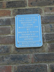 Photo of Blue plaque number 31048