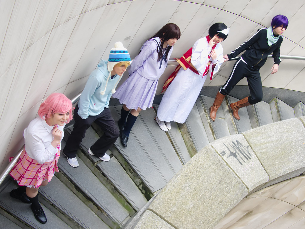 related image - Shooting La Défense - Noragami - 2014-06-01- P1870038