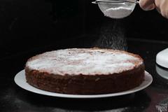 Almond Cake shower