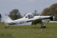 G-BDPJ PIPER PA-25 235B PAWNEE 25-3665 PRIVATE -Sywell-20130601-Alan Gray-IMG_9119