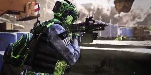 The new COD: Ghosts skins provides you a new look to your entire soldier