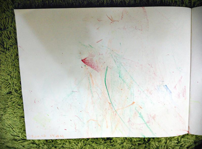 22幼兒蠟筆MUJI色筆