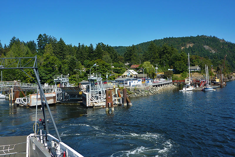 Getting Here Salt Spring Island Travel And Adventure