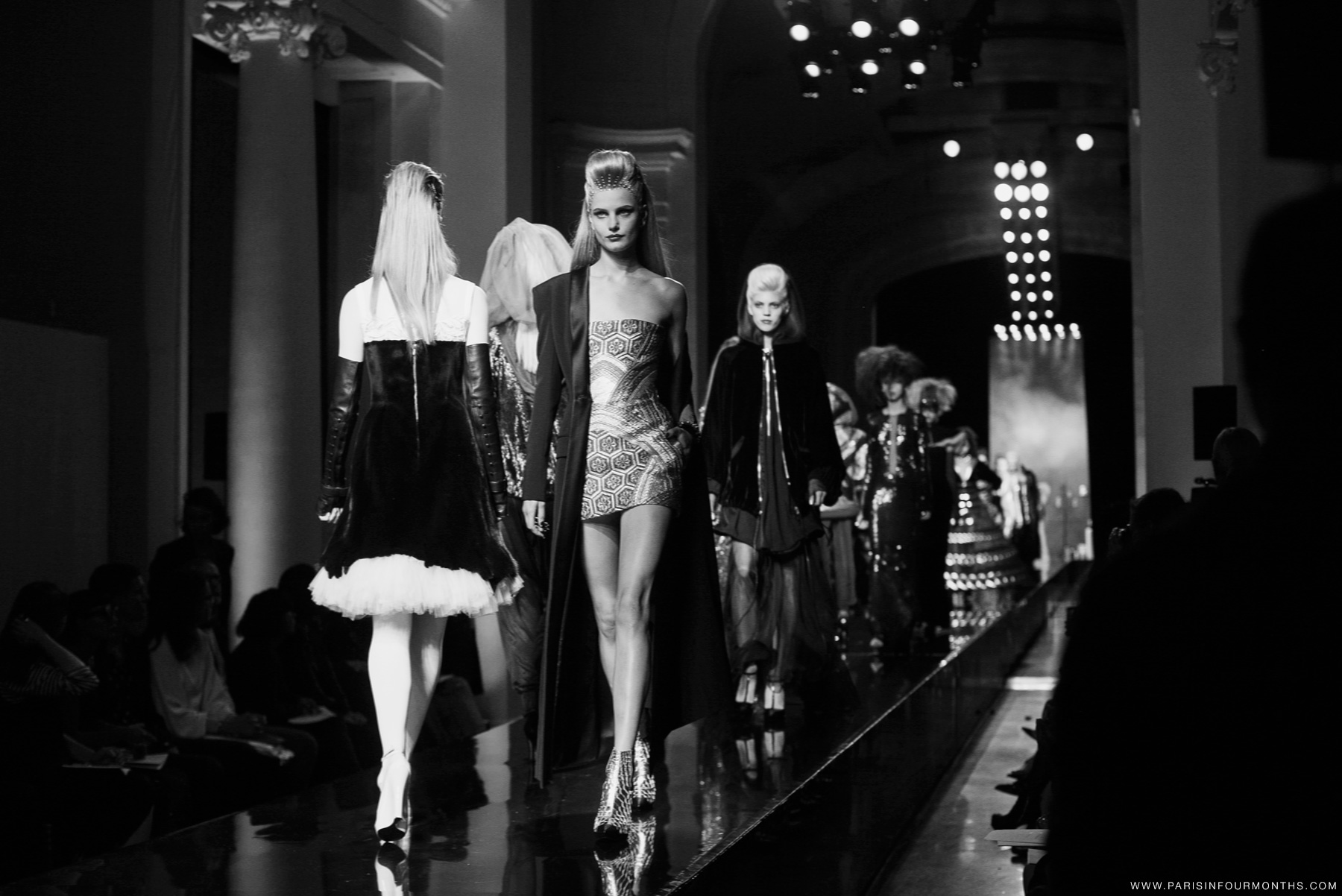 Jean Paul GaultiJean Paul Gaultier haute couture show by Carin Olsson (Paris in Four Months)er Haute Couture Show