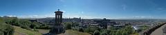 Edinburgh from 7 hills (Calton Hill)