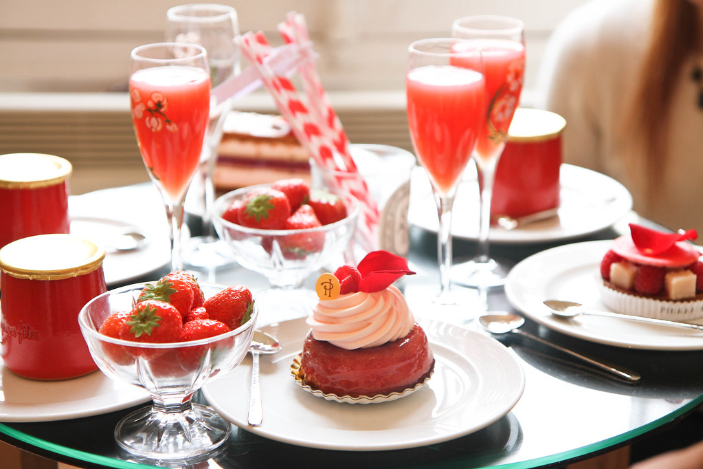Ispahan brunch