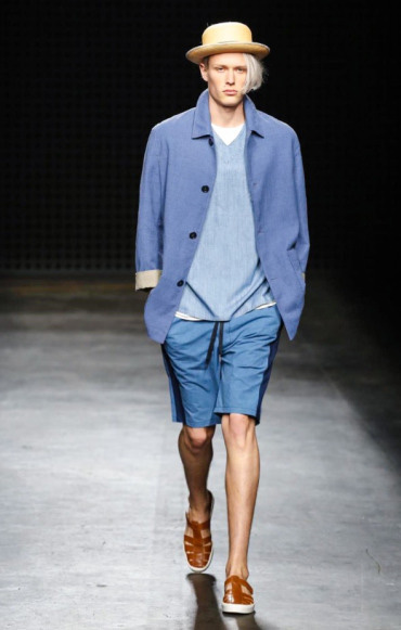 YMC Menswear Spring/Summer 2016 London