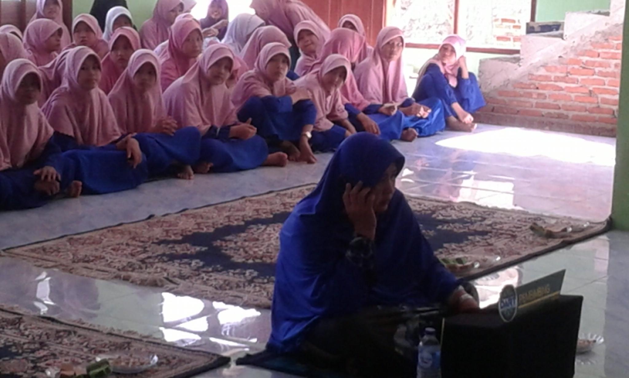 Peresmian & Pelantikan Pengurus Darul 'Amal Art Station Periode 1435H-1436H