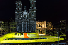 Open Air Opera Stage