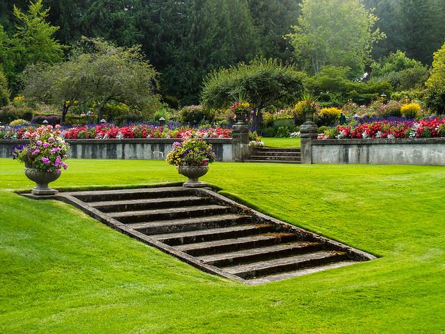 Garden Stairs--Explore, Nikon COOLPIX S6800