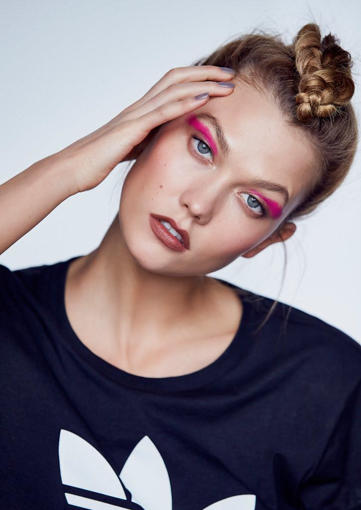 Карли Клосс — Фотосессия для «Glamour» UK 2016 – 7