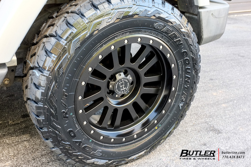 Jeep Black Rims >> Butler Tires and Wheels's most recent Flickr photos | Picssr