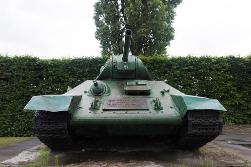 T34 in Gdańsk