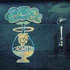 juice bomb #chalkboardart #juicebomb #aslin #aslinbeerco @aslinbeerco