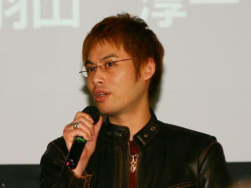 羽山淳一〔Junichi HAYAMA〕 2004 ver.