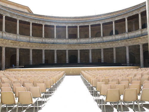 The International Festival of Music and Dance of Granada  - Venue