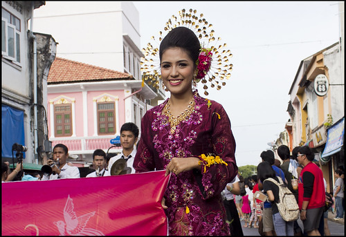 Phuket Baba Wedding Parade June 23rd 2013