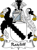 Ratcliffe Family Coat of Arms