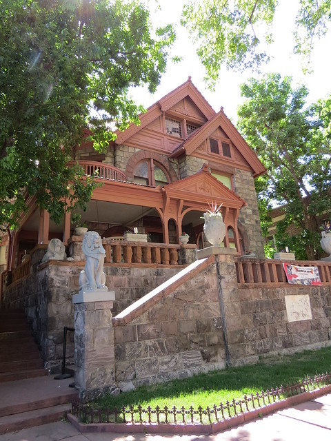 The Molly Brown House Museum  Flickr - Photo Sharing!