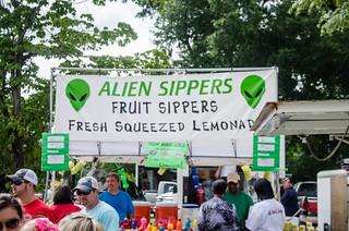 Alien Sippers