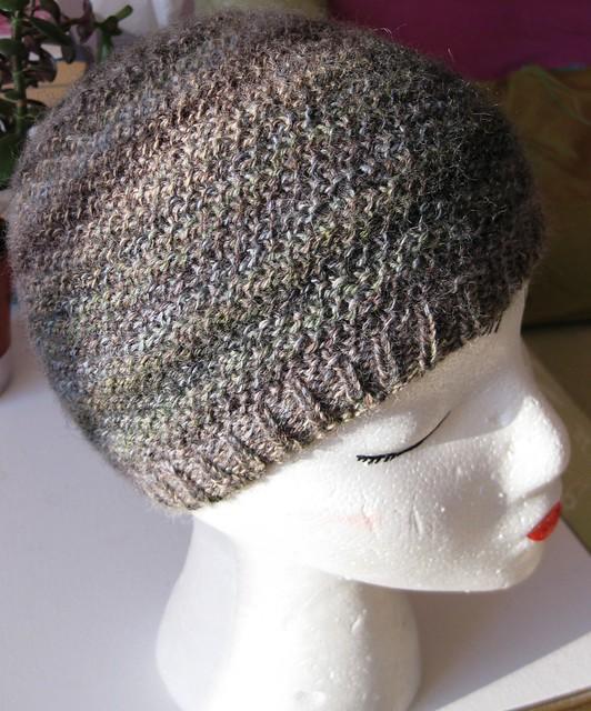 LB's hat