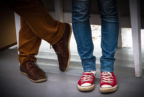 Georgy & Masha shoes