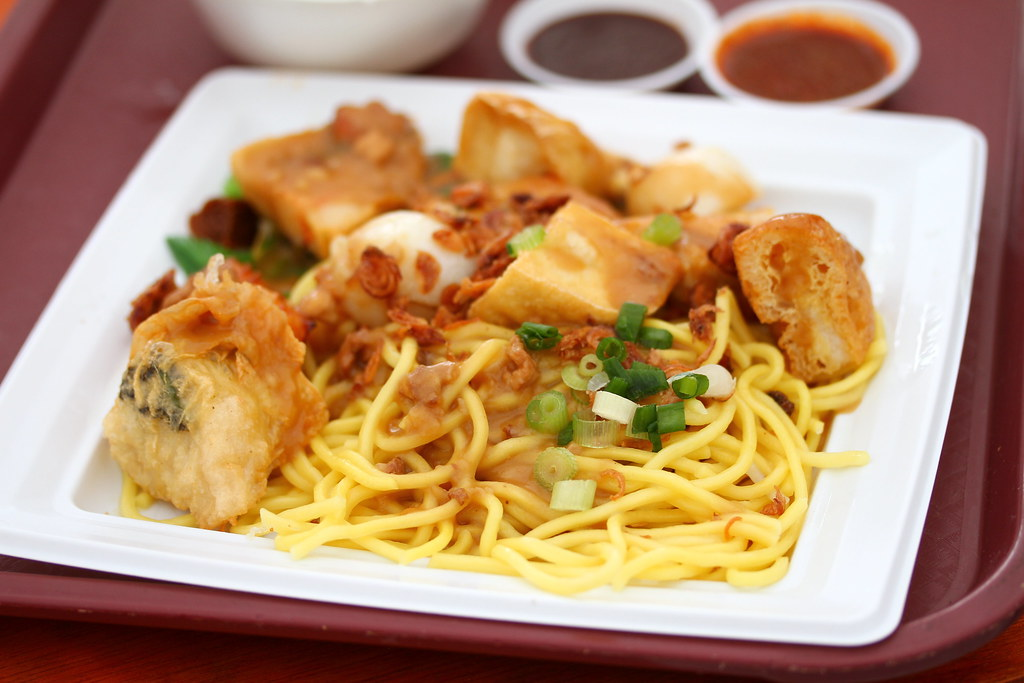 Singapore Favourite Food 2013: Da Jie Niang Dou Foo